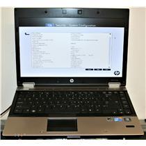 "HP EliteBook 8440p 14.1"" Core i5 M520 2.40Ghz 4GB 160GB Laptop Notebook"