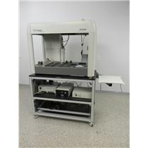 Caliper Zymark Sciclone ALH 3000 Automated Robotic Liquid Handler Workstation