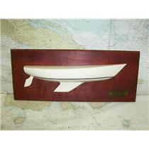 "Boaters' Resale Shop of TX 1704 2442.02 PEARSON 30 HALF HULL MODEL (3""x8""x19"")"
