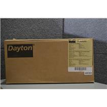 Dayton 1/6 HP Condenser Fan Motor, 825RPM, 208-230V, 1Ph, Frame 48YZ, 4M225J