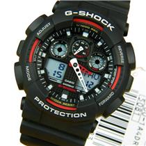 Casio Watch GA100 -1A4,GA-100 Original G-Shock.New in Box w/Warranty/Instruction