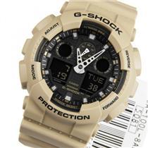 Casio Watch GA100L-8ACR,GA-100L Original G-Shock New in Box w/Warr./Instructions