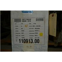 Leeson 1/2HP, 1725 RPM, 208-230/460V, 3Ph, Motor 110913.00, C6T17NK9F