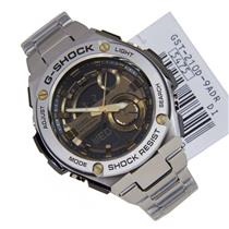 Casio Watch GST210 D, GST-210 G-Steel G-Shock New in Box w/Warr./Instructions