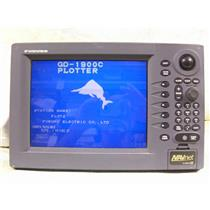 Boaters' Resale Shop of TX 1705 0752.77 FURUNO GD-1900C COLOR NAVNET DISPLAY