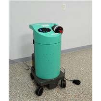Niche Medical SmartVac Smoke Evacuator System Cart & Footswitch