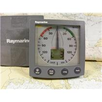 Boaters' Resale Shop of TX 1705 0752.14 RAYMARINE ST60 WIND DISPLAY A22011 ONLY