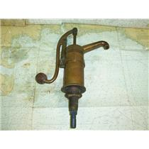 Boaters' Resale Shop of TX 1705 4105.04 BRONZE GALLEY SINK HAND PUMP