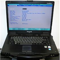 "Panasonic ToughBook MK1 CF-52 15.4"" Core 2 Duo 1.80GHz 1GB 80GB Chrome OS Laptop"