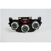 2008-2010 Subaru Forester Auto Climate Temperature Control Unit w/ Hazard Switch