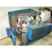 Boaters' Resale Shop of TX 1703 2724.01 MAXAIR 35 DIVE COMPRESSOR W/ HONDA GX160