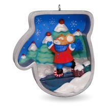 Hallmark Series Ornament 2016 Cookie Cutter Christmas #5 - #QX9121
