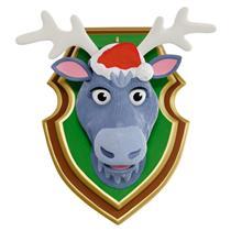 Hallmark Magic Ornament 2016 Doe-Eyed Reindeer - Solar Powered - #QGO1221