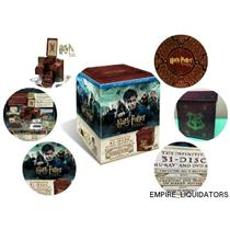 Harry Potter Wizard's Collection 31 - Disc (Blu-ray / DVD) Collector's Edition