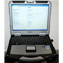Panasonic ToughBook CF-31 MK2 GOBI Core i5 2.5GHz 4GB RAM 320GB HDD Laptop NO OS
