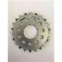 """Surly Track Cog 3/32"""" x 22t Silver"""