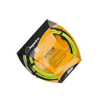 Jagwire RACER Complete Road Cable Kit (Brake & Derailleur DIY Kit) Yellow