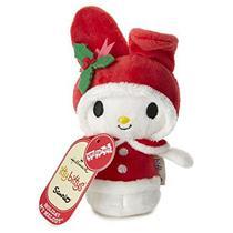 Hallmark 2016 Itty Bitty's Plush Holiday My Melody - Hello Kitty - #KDD1090
