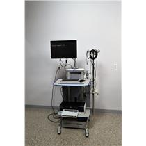 Laborie KT Concept Urodynamic System Cart W/ Dongle - No PC or Hard Drive