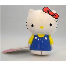 Hallmark Itty Bitty's Ornament 2016 Hello Kitty - Blue Dress & Red Bow - QBY7436