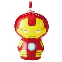 Hallmark Itty Bitty's Ornament 2016 Iron Man - Marvel Comics - #QBY7427