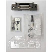 Electric Strike Door Lock Buzzer DC-1402A-08 Non Fail Safe 24VDC Reversible US28