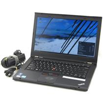 "Lenovo Thinkpad T430s 14"" Core i5 2.60GHz 4GB 320GB Laptop Adapter WiFi Web Cam"