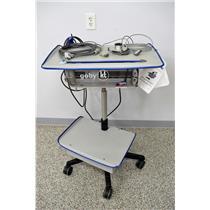Laborie Medical Wireless Bluetooth Cart KT Goby Urodynamic Analyzer System