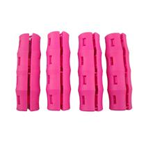 4 pc HOT PINK SNAPPY GRIPS - Bucket Handles -Mining-Farming-Gardening-Painting