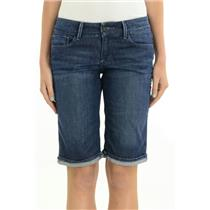 "27 Black Orchid Jeans ""Black Heart"" Stretch Denim Long Bermuda Shorts B0801ZD"