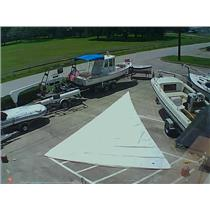 Baxter & Cicero Jib w Luff 36-4 from Boaters' Resale Shop of TX 1705 1422.91
