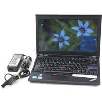 "Lenovo Thinkpad X220 12.5"" Core i7 2.70GHz 4GB 500GB Laptop Adapter WiFi Web Cam"