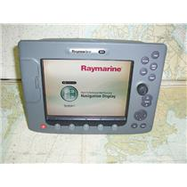 Boaters' Resale Shop of TX 1705 2545.02 RAYMARINE CLASSIC E80 NAV DISPLAY ONLY