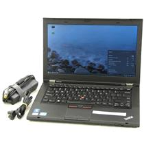 "Lenovo Thinkpad T430s 14"" Core i5 2.50GHz 4GB 500GB Laptop Adapter WiFi Web Cam"