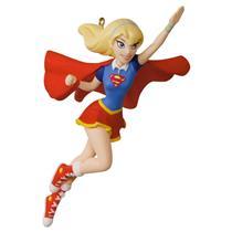 Hallmark Keepsake Ornament 2016 Supergirl - DC Character - #QXI3621