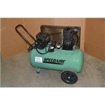 Speedaire 2.0 HP, 115/230VAC, 20 gal. Air Compressor, 135 psi, 115/230V, 1NNF6