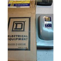 Square D HU-221 Heavy Duty Safety Switch