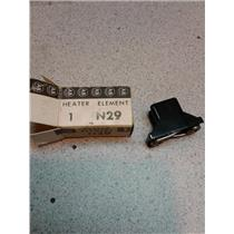 Allen Bradley N29 Heater Element