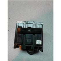 Cutler-Hammer BAB20608 QuickLag Circuit Breaker, 60A, 2P