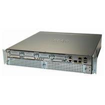 Cisco2921-V/K9 3 Port Voice Bundle Gigabit 1 SFP Router 512MB/256MB PVDM3-32
