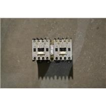 Allen Bradley 100-A24NZ*3 Reversing Contactor, 24VDC Coil