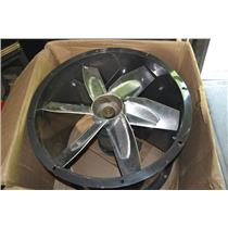 """Dayton 24"""" Tubeaxial Fan Motor HP 1, Voltage 200 to 230/460, 3 Phase, 4TM85"""