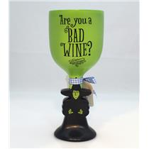 Hallmark Exclusive 2016 Our You a Bad Wine? Wizard of Oz Wine Goblet - #WOZ1059