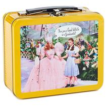 Hallmark 2016 Are You a Good Witch or a Sandwich? Wizard of Oz Lunchbox #WOZ1061