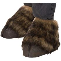 Animal Hooves Horse Donkey Adult Shoe Covers Costume Accessory