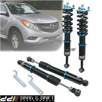 DD 40 Step Coilover Shock Damper Suspension For Mazda BT-50 BT50 4WD 2012-ON