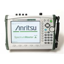 Anritsu Spectrum Master MS2724C Portable Spectrum Analyzer 9kHz to 20GHz