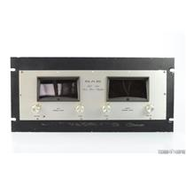 SAE Mark Three Solid State Stereo Power Amplifier Grandmaster Recorders #28839