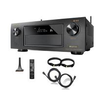 Denon AVRX4300H 9.2 Channel Full 4K Ultra HD AV Receiver with Built-in HEOS