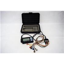 Braemar Inc. DXP1000 Digital Holter Monitor w/ Case Leadwires
